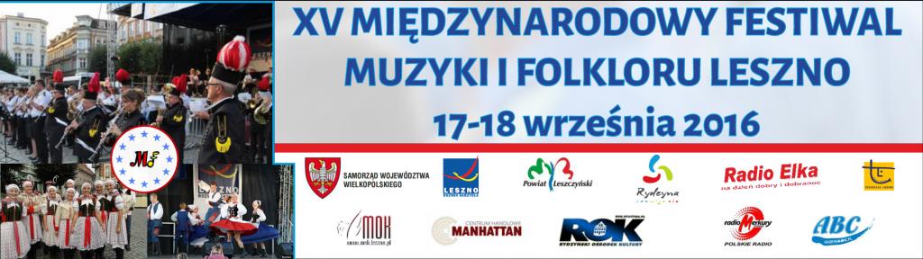 XVI Międzynarodowy Festiwal Muzyki i Folkloru